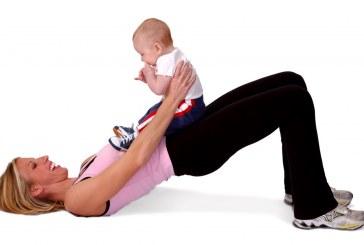 Mršavljenje nakon porođaja