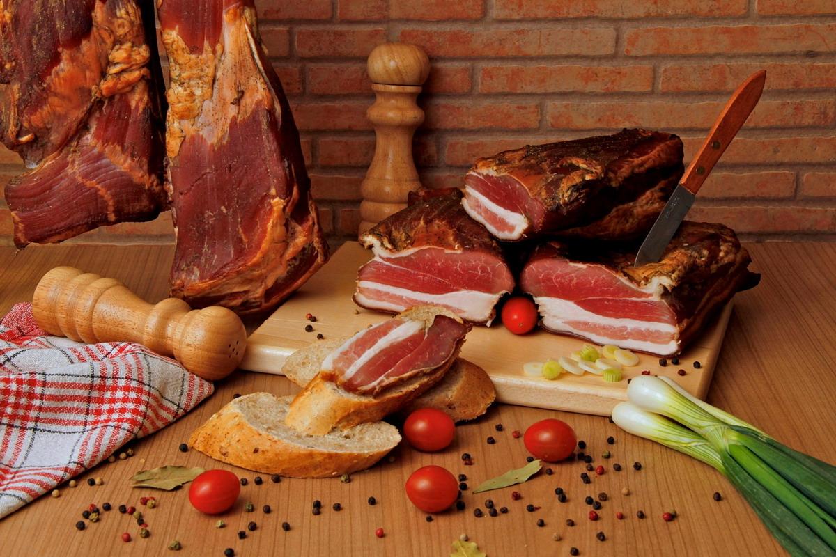 mesnata slanina